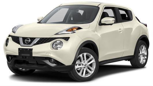 2016 Nissan Juke Bedford, TX JN8AF5MR5GT607968