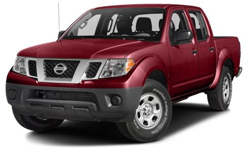 2017 Nissan Frontier Bedford, TX 1N6DD0ER6HN716703