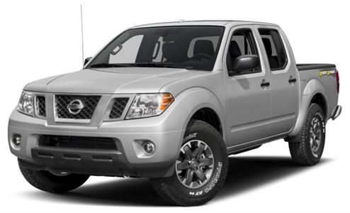 2017 Nissan Frontier San Antonio, TX, 1N6DD0ER1HN731822