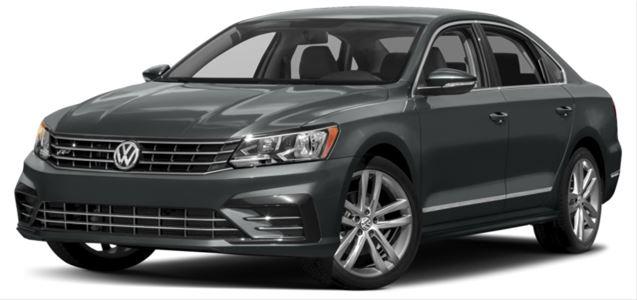 2017 Volkswagen Passat San Antonio, TX 1VWDT7A37HC052792