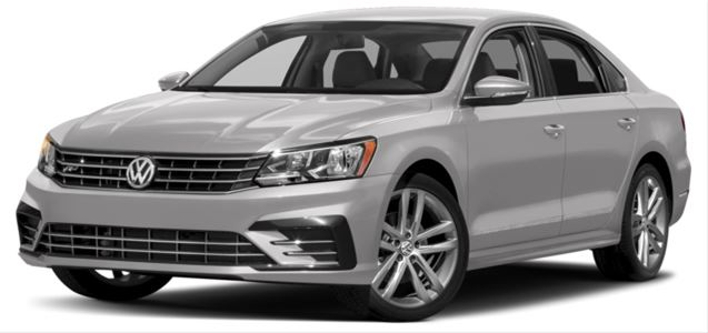 2017 Volkswagen Passat Laredo, TX 1VWDT7A36HC060625