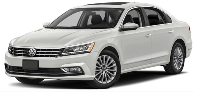 2017 Volkswagen Passat San Antonio, TX 1VWAT7A35HC061901