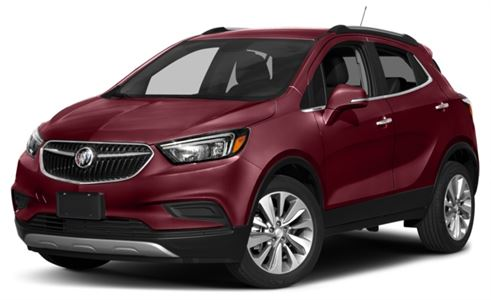 2017 Buick Encore San Antonio, TX, Boerne, TX KL4CJBSB9HB026952
