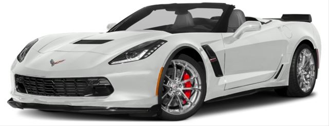 2017 Chevrolet Corvette Highland, IN 1G1YY3D72H5115579