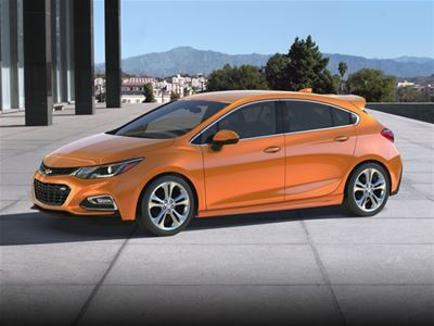 2017 Chevrolet Cruze Nashville, TN 3G1BE6SM1HS571474