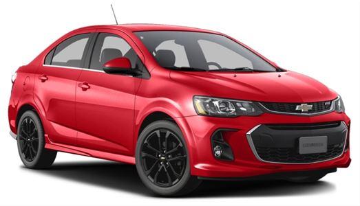 2017 Chevrolet Sonic San Antonio, TX 1G1JD5SH0H4100346