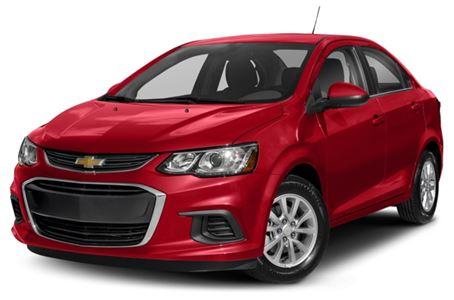 2017 Chevrolet Sonic San Antonio, TX 1G1JD5SH8H4100286