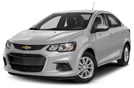 2017 Chevrolet Sonic San Antonio, TX 1G1JD5SH4H4101340