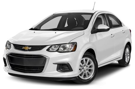2017 Chevrolet Sonic Highland, IN 1G1JB5SH3H4141110