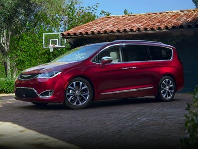 2017 Chrysler Pacifica Decatur 2C4RC1DGXHR722704