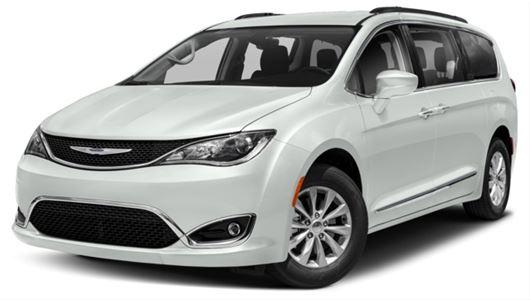 2017 Chrysler Pacifica San Antonio, TX 2C4RC1GG1HR683559