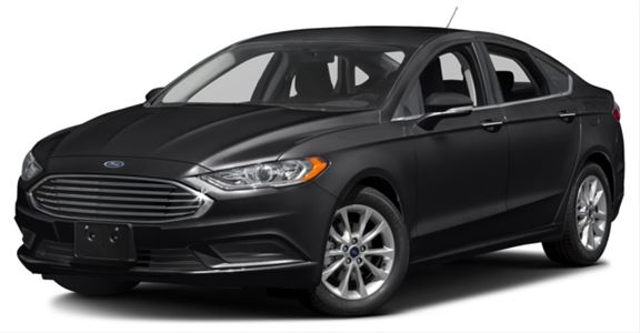 2017 Ford Fusion Los Angeles, CA 3FA6P0H74HR141887