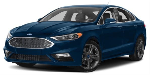2017 Ford Fusion Los Angeles, CA 3FA6P0H73HR105480