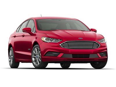 2017 Ford Fusion Hybrid Bessemer, AL 3FA6P0LU3HR266523