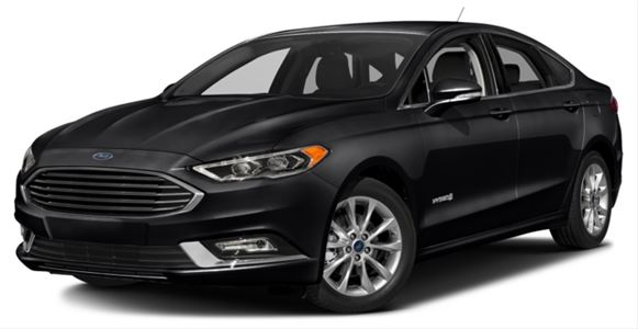 2017 Ford Fusion Hybrid Los Angeles, CA 3FA6P0LU8HR247630