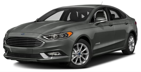 2017 Ford Fusion Hybrid Los Angeles, CA 3FA6P0LU8HR258031