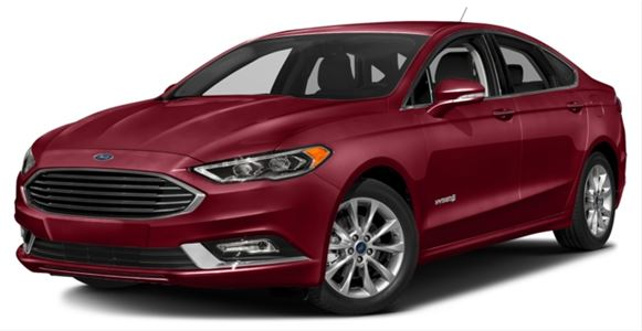 2017 Ford Fusion Hybrid Los Angeles, CA 3FA6P0LU1HR258033