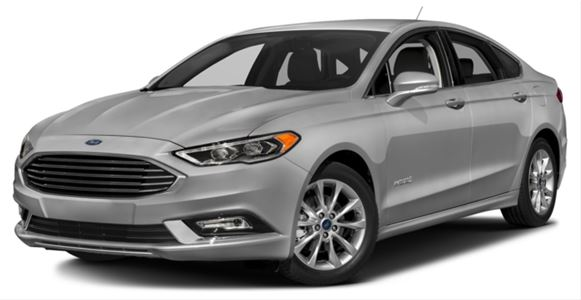 2017 Ford Fusion Hybrid Los Angeles, CA 3FA6P0LU7HR247635