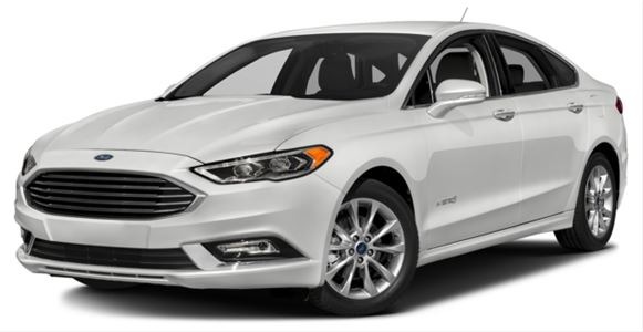 2017 Ford Fusion Hybrid Los Angeles, CA 3FA6P0LU1HR122341