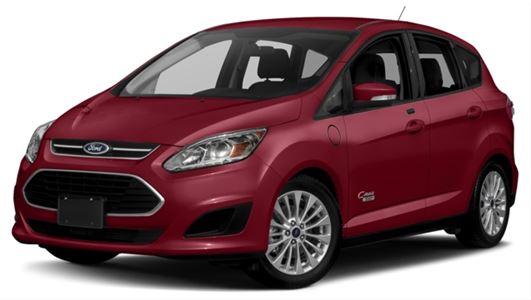 2017 Ford C-Max Energi Millington, TN 1FADP5EU2HL104432