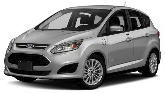 2017 Ford C-Max Energi Los Angeles, CA 1FADP5FU3HL108150