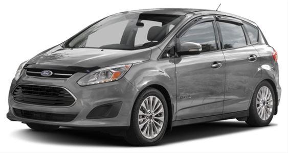 2017 Ford C-Max Hybrid Los Angeles, CA 1FADP5AUXHL102790