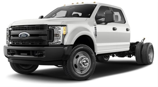 2017 Ford F-550 Los Angeles, CA 1FD0W5HT6HEC33627