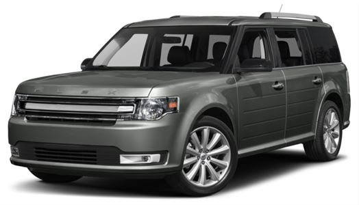 2017 Ford Flex Los Angeles, CA 2FMGK5C82HBA10428