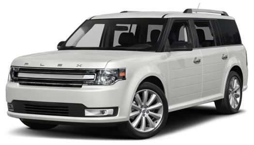 2017 Ford Flex Los Angeles, CA 2FMGK5B87HBA13925