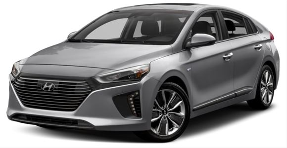 2017 Hyundai Ioniq Hybrid Olive Branch, MS KMHC75LC3HU048149