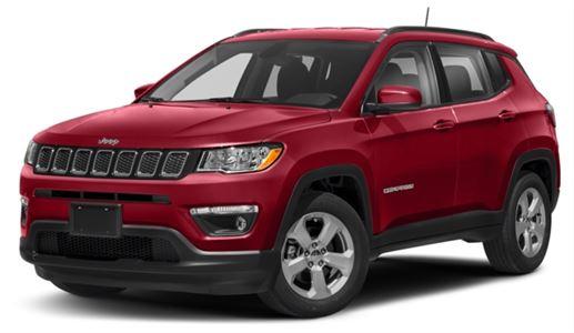 2017 Jeep New Compass Eagle Pass, TX 3C4NJCBB8HT607457