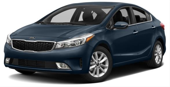 2017 Kia Forte West Palm Beach, FL 3KPFL4A78HE063323