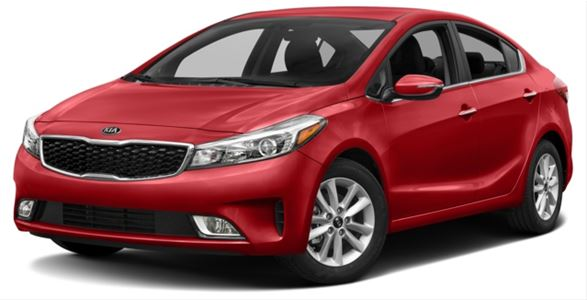 2017 Kia Forte West Palm Beach, FL 3KPFL4A78HE069462