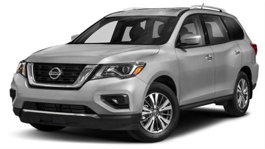 2017 Nissan Pathfinder San Antonio, TX, 5N1DR2MN7HC643394
