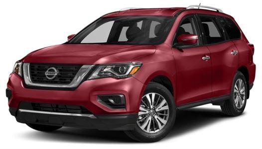 2017 Nissan Pathfinder Bedford, TX 5N1DR2MN8HC607004