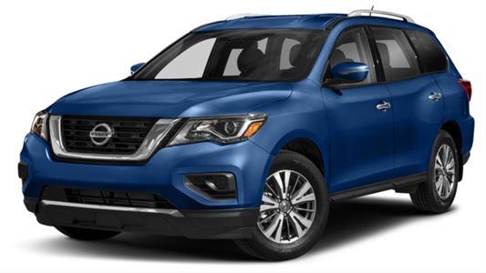 2017 Nissan Pathfinder Bedford, TX 5N1DR2MN1HC636523