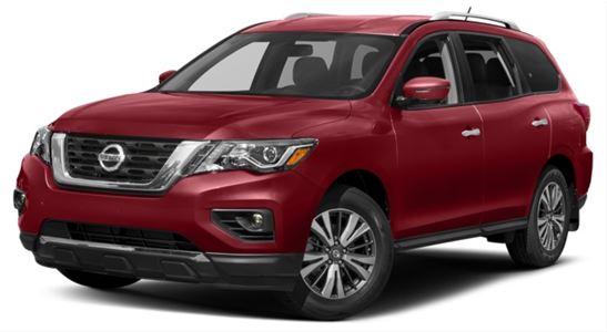2017 Nissan Pathfinder San Antonio, TX, 5N1DR2MN2HC641536