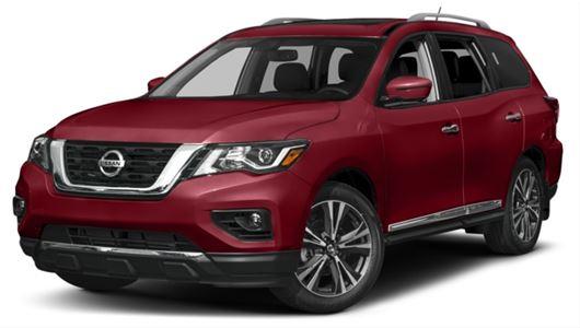 2017 Nissan Pathfinder Bedford, TX 5N1DR2MN9HC654719