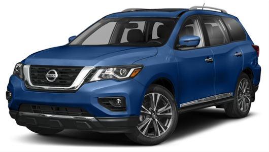 2017 Nissan Pathfinder Bedford, TX 5N1DR2MN7HC639085