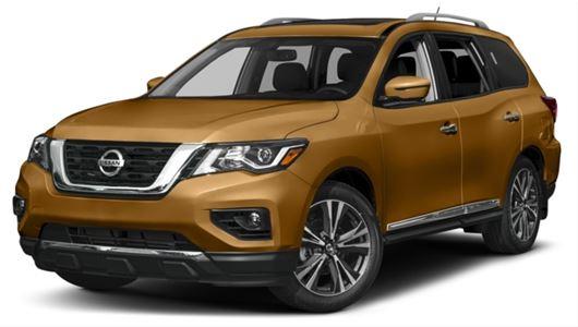 2017 Nissan Pathfinder San Antonio, TX, 5N1DR2MN2HC618516