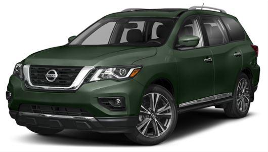 2017 Nissan Pathfinder Bedford, TX 5N1DR2MN1HC642922