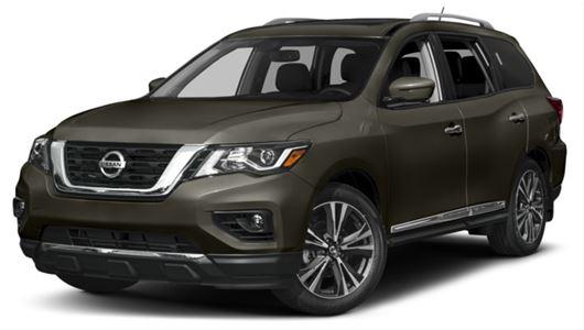 2017 Nissan Pathfinder Bedford, TX 5N1DR2MN9HC638536