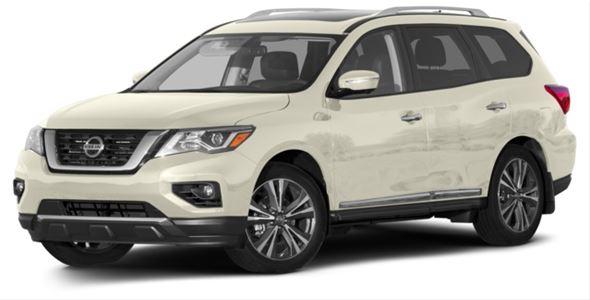 2017 Nissan Pathfinder Bedford, TX 5N1DR2MN7HC608452