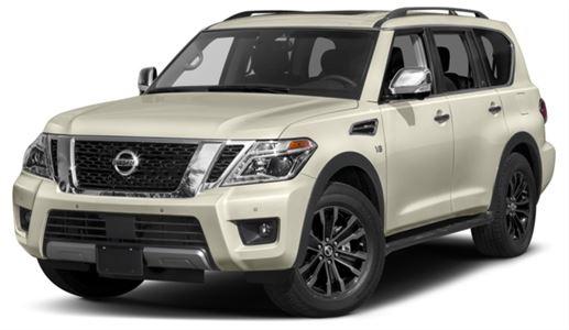 2017 Nissan Armada San Antonio, TX, JN8AY2NE8H9704536