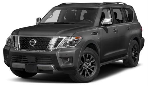 2017 Nissan Armada Bedford, TX JN8AY2ND7H9001081