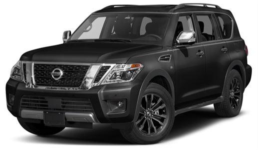 2017 Nissan Armada Bedford, TX JN8AY2NF6H9302247