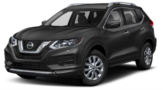 2017 Nissan Rogue Bedford, TX JN8AT2MT8HW136076