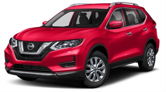 2017 Nissan Rogue Bedford, TX JN8AT2MT4HW135880