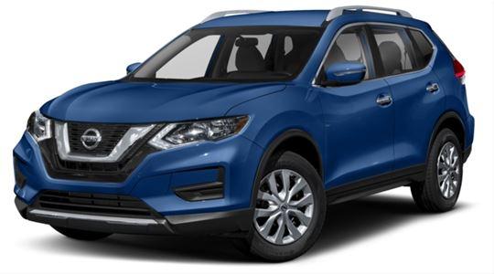 2017 Nissan Rogue Bedford, TX JN8AT2MT7HW137185
