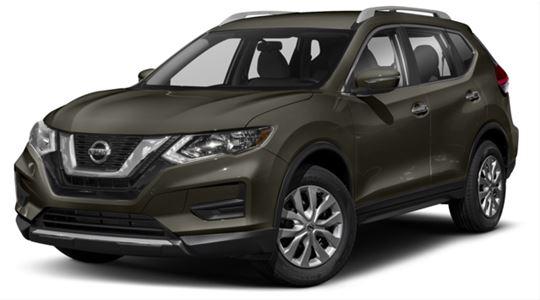 2017 Nissan Rogue Bedford, TX KNMAT2MT9HP517649